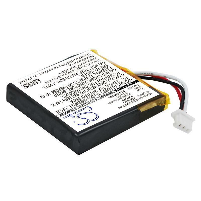 533-000095 Battery for Logitech H820e, 450mAh - sold by smavco