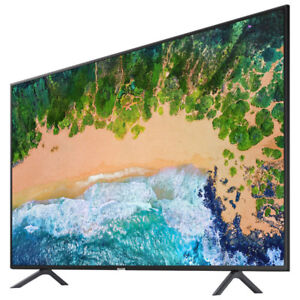 "Samsung 55"" 4K UHD HDR LED UN55NU7100FXZC Brand New"