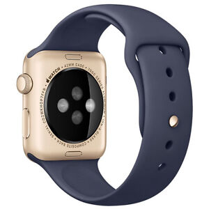 Apple Watch Series 1 Sport 42mm Gold with AppleCare Plan NEW West Island Greater Montréal image 3