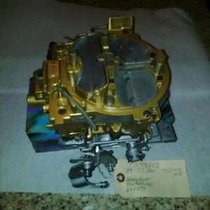 Rochester Carb Model 17057213