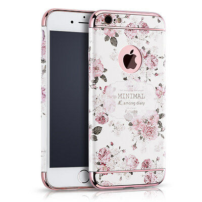 Slim Hard TPU Rubber Gel Silicone Back Case Cover Skin For Apple 6 6S 7 8 Plus