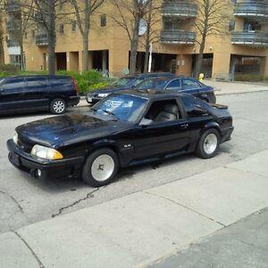 1988 Ford Mustang 5.0 GT Cobra Hatchback