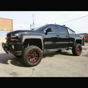 LIFTED 2018 CHEVY SILVERADO !! NEED GONE ASAP