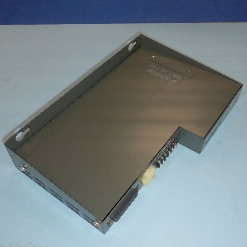 ALLEN BRADLEY REMOTE I/O SCANNER DISTRIBUTION PANEL 1772-SD2 SER. A F/W REV. 3