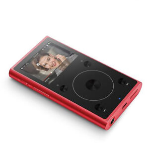 Fiio X1 2nd Gen special edition Red