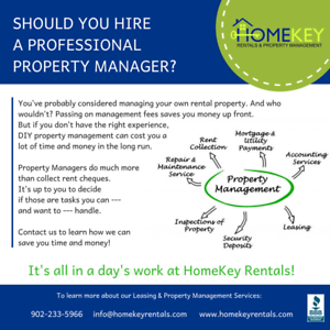 Should you hire a Professional Property Manager?