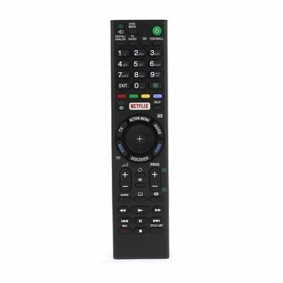 Replacement Remote Control for Sony KDL-32RD433 RD43 / RD45 TV