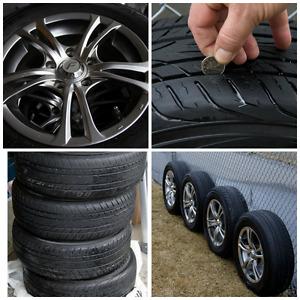 Summer Tires & Rims   $900  or    BEST OFFER!!!