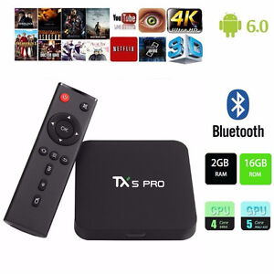BEST ANDROID BOX FAST S905X CPU ALL SOFTWARE UPDATED