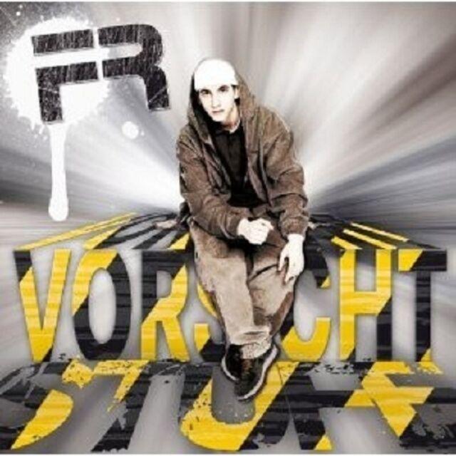 "F. R. ""VORSICHT, STUFE!"" CD ------18 TRACKS------ NEU"