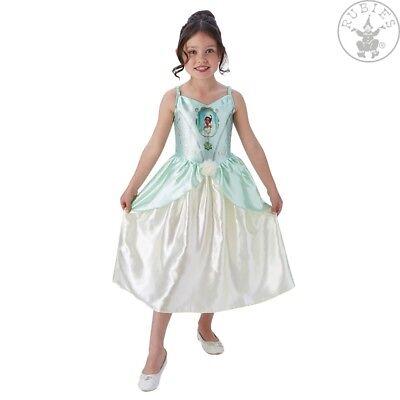 RUB 3620546 Tiana Fairytale Disney Kinder Kostüm Küss den Frosch Prinzessin