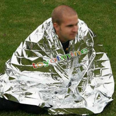 Supervivencia Emergencia Rescatar Manta Termica Calor Emergency Surviva Blanket