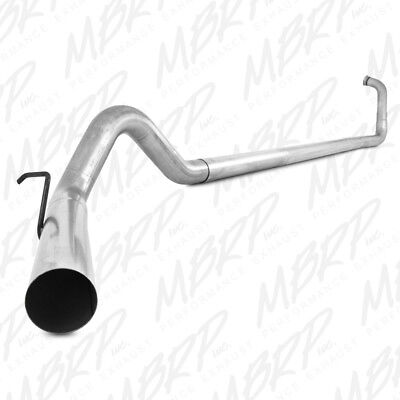 "MBRP 5"" TURBO BACK EXHAUST 03-07 FORD POWERSTROKE DIESEL 6.0L F250 F350 NO MUFF"