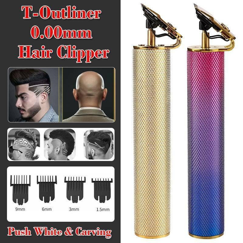 2020 PRO T-Outliner Skeleton Zero Gapped Hair Clippers R-Bla