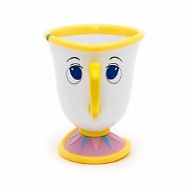 Disney Chip Character Mug/Cup, Beauty And The Beast Brand New With Disney Tags.