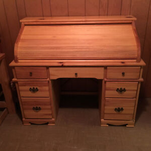 Estate Sale - Roll Top Desk