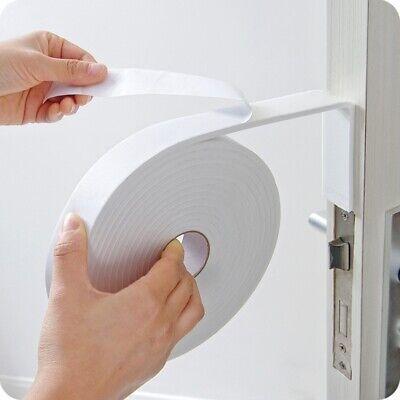 Strip Self Adhesive - 5Meter Door Window Seal Strip Self Adhesive Foam Sound-Proof Windproof Tape Roll