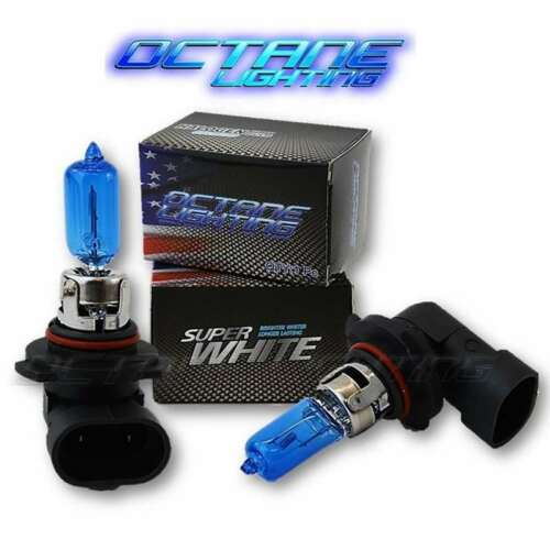 9005 7500K Halogen Xenon Plasma HID Headlight Headlamp Super White Light Bulbs