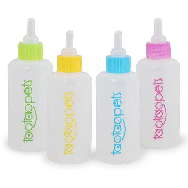 Pet Feeding Suck Bottle Nursing Pump Milk 60ml Set for Small