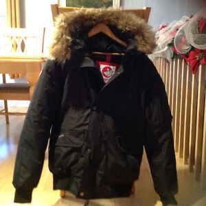 GOOSE CANADA homme