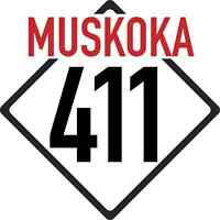 The new Muskoka411.com website