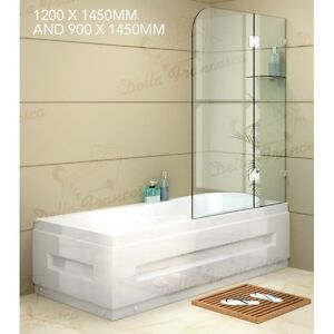 Della Francesca Bath Screen 1200 mm long Tenterfield Tenterfield Area Preview