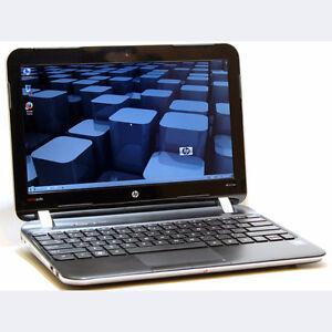 HP 3115m Laptop AMD HDMI Webcam WiFi 4GB RAM 160GB HDD 11.6 Win7