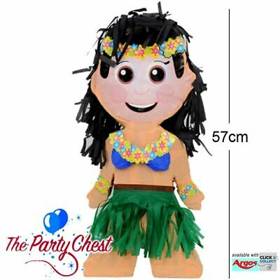 ANCER PINATA Kids Birthday Game Fantasy Party Decoration 224 (Hawaiian Luau Games)