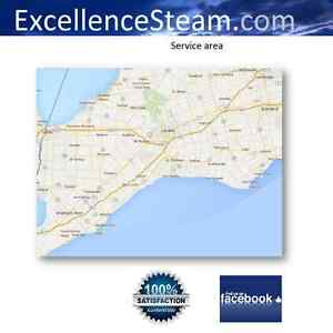 ET Excellence Steam Three room Special $49.77 London Ontario image 4