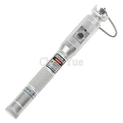 Silver Metal 30mv Visual Fault Locator Fiber Optic Pen Red Light Source 30km Vfl