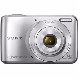"Like New-Sony Cybershot DSC-S5000-2.7""Digital Camera-14.1MP"