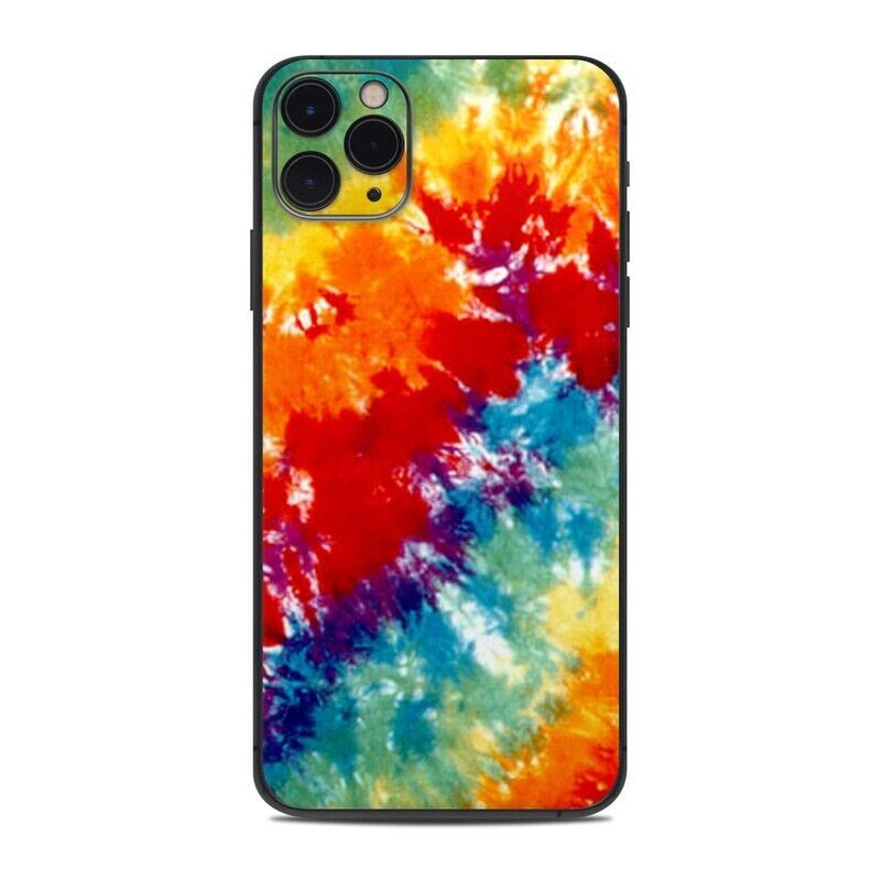 iPhone 11 Pro Max Skin - Tie Dyed - Sticker Decal