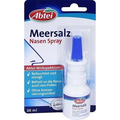 ABTEI Meersalz Nasenspray standard   20 ml   PZN3066910