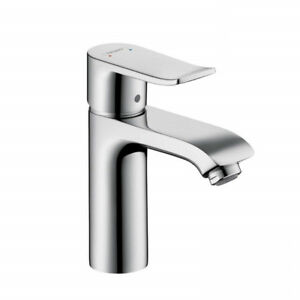 Hansgrohe Metris Bathroom Faucet Limited Lifetime Warranty