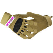 Full Finger Airsoft Gloves