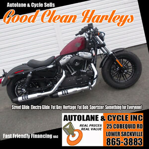 ♠2016 Harley Davidson Forty Eight ♠ BIKE IS NEW ♠ SAVE HUGE