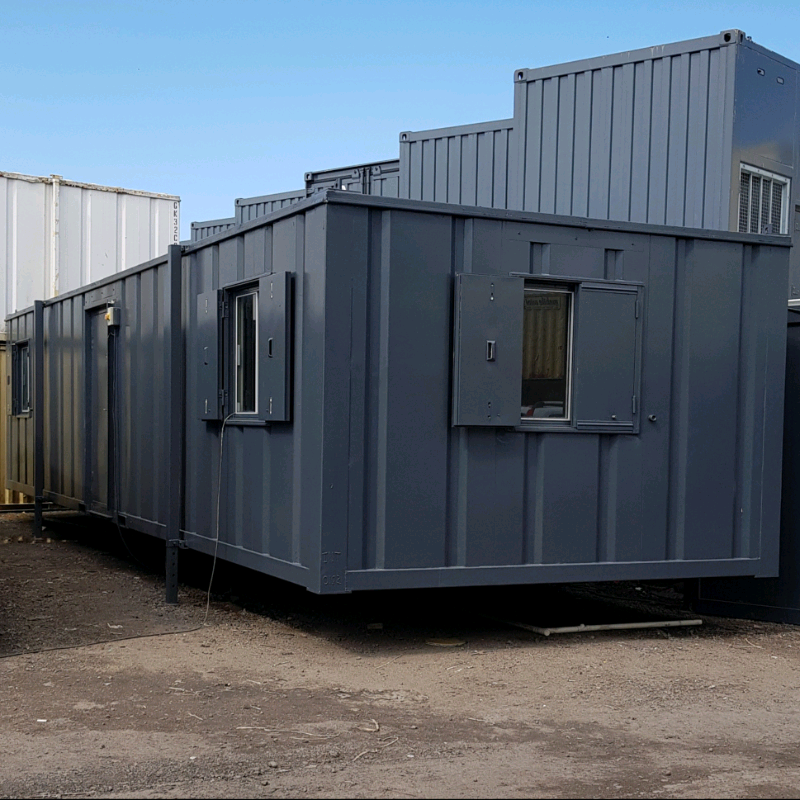 40ft x 12ft Portable Office Portable Cabin Welfare Unit Site Office Po | in  Motherwell, North Lanarkshire | Gumtree