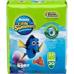 Little swimmers diapers