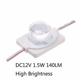High Power LED Modules for Decorative Lighting -1.5 W .Can be used at home,garden, garaje,car. .