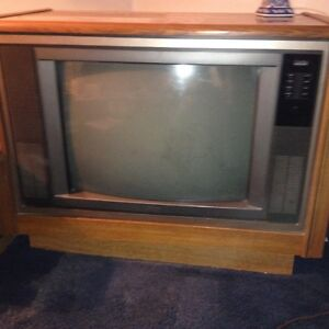 Old Fashioned TV unit