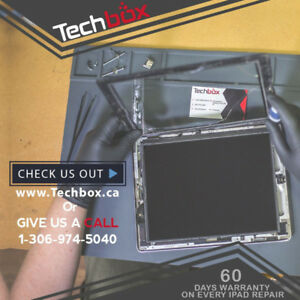 iPad / tablet screen repair and more! * Guaranteed Services *