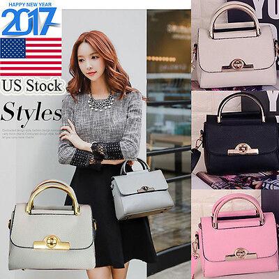 Купить Unbranded - New Fashion Women Handbag Shoulder Bag Messenger Large Tote Leather Ladies Purse