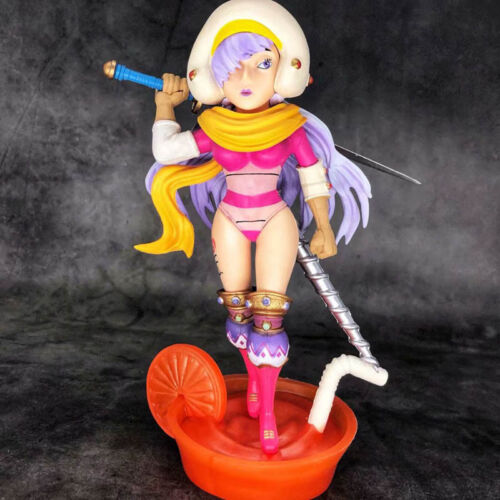 Anime One Piece Big-Mom Charlotte Smoothie PVC  Figure Toy New In Box