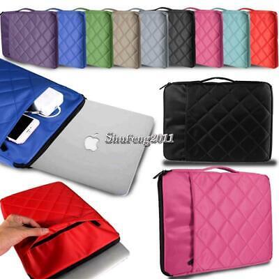 Soft Laptop Notebook Sleeve Case Hand Bag For Apple Macbook