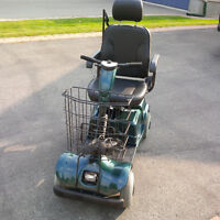 Fortress LXS Scooter