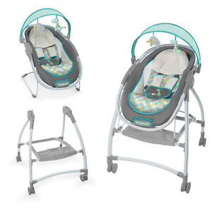 Ingenuity inReach Mobile - Baby Lounger and Bouncer