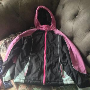 Children Place Girls Winter Coat Size 10-12