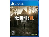 Resident Evil 7 Biohazard (Ps4) (New & Cheap)