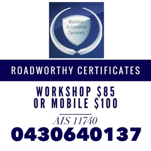 mobile safety certificate in Redbank Plains 4301, QLD