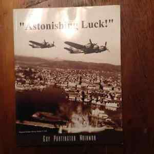 Astonishing Luck by Guy Pagington [Inscribed]